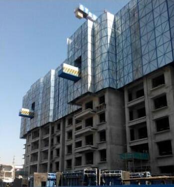 西安建筑爬架网片