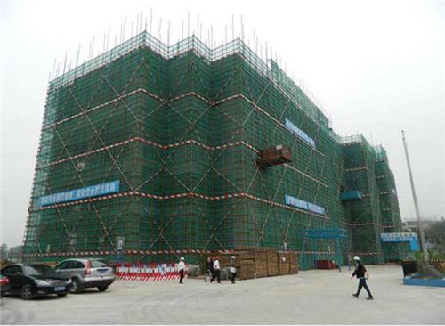 建筑爬架网怎么安装
