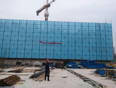 新型建筑爬架网规格